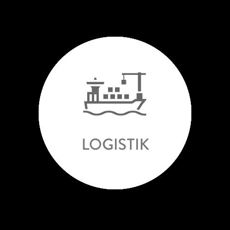 Icon Logistik Umschlaghafen