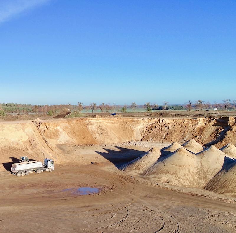Abbildung Sandgrube Möckern