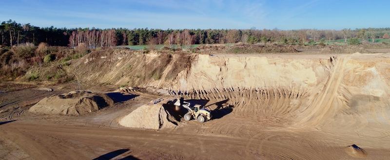Abbildung Neumann Sandgrube