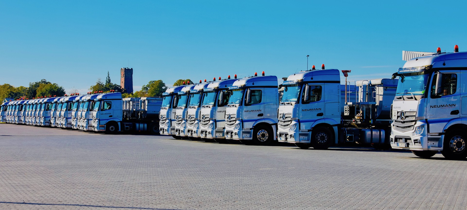 Abbildung NTS Flotte