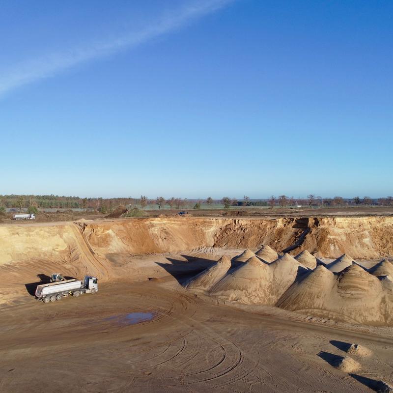 Neumann Sandgrube Möckern