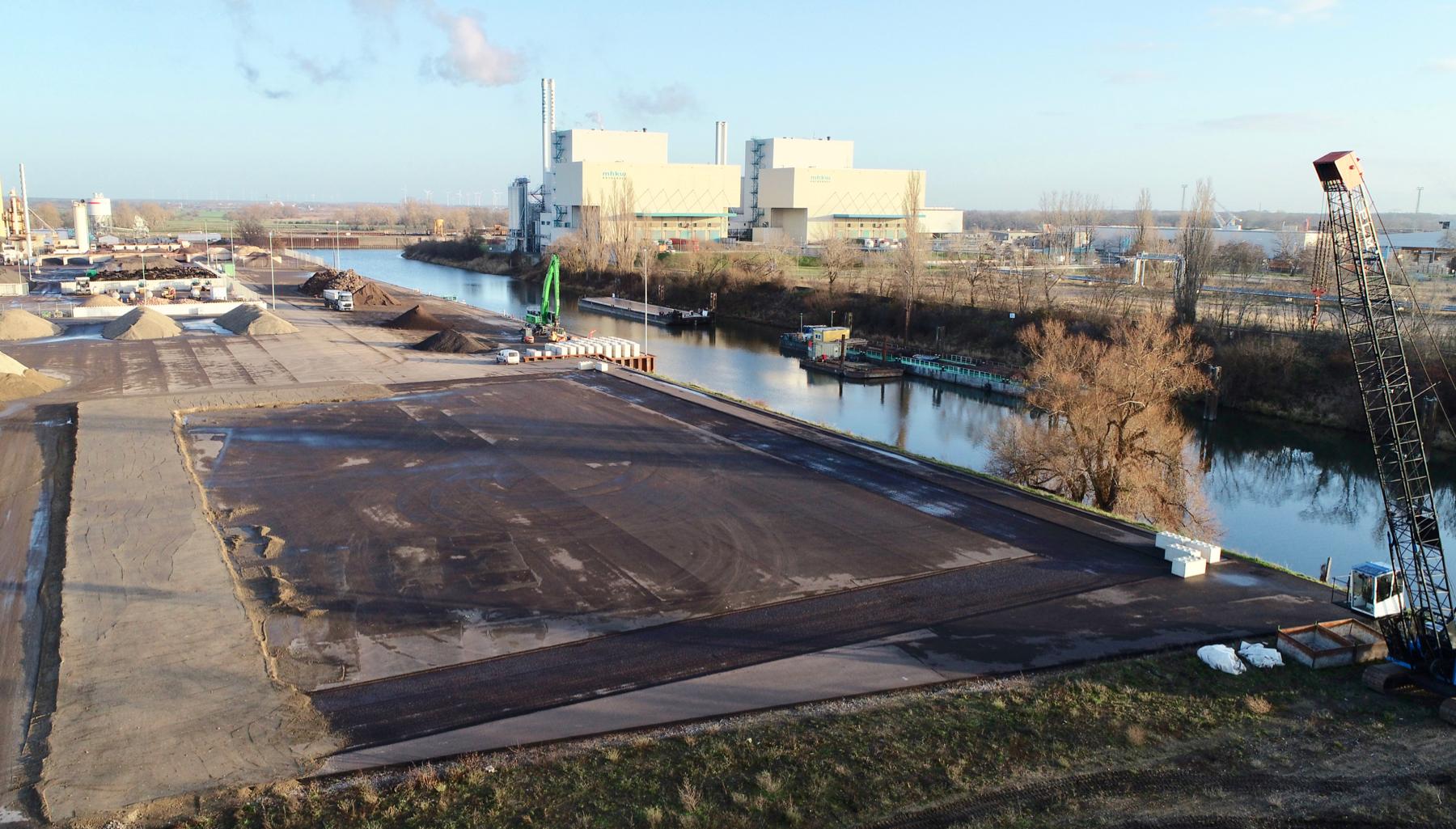 UHM Wasseraufbereitung Magdeburg