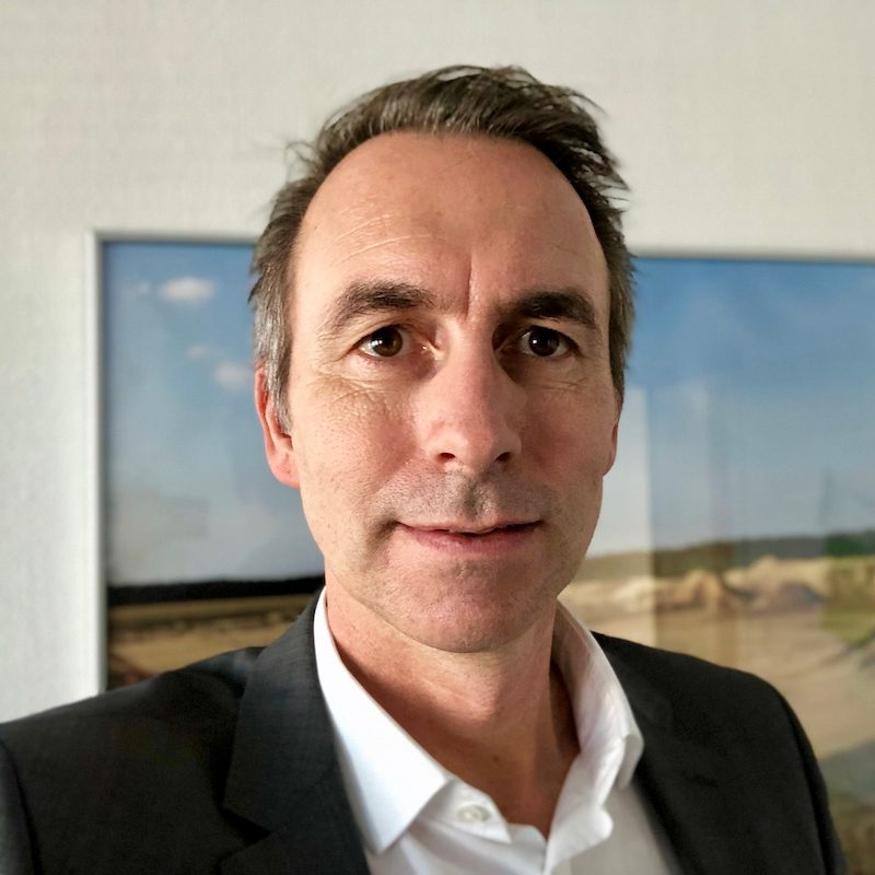 Foto Andre Hartl, Geschäftsführer