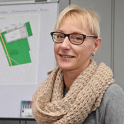 Abbildung Kathrin Nehring Personalleiterin der Neumann Gruppe